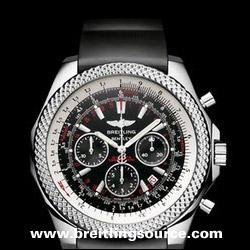 Breitling For Bentley >> Breitling Bentley Rubber Strap