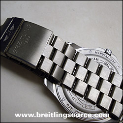 Breitling Professional Titanium Ii Bracelet For Avenger