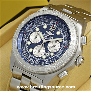 Breitling Bentley Watches >> Professional - Breitling B-2 - a42362, a42062