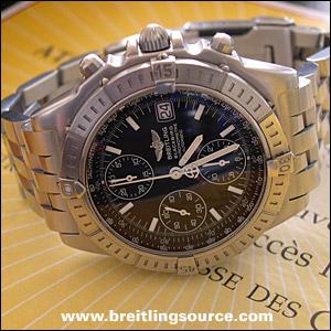 Chronomat Breitling Blackbird Original A13350