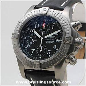 new concept db489 977b8 Avenger - Breitling Chrono Avenger - e13360