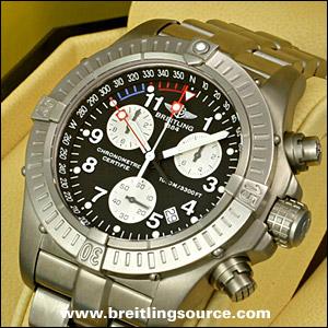 Breitling Chrono Avenger Titanium E73360