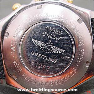 Breitling Chronomat Yachting Chronograph