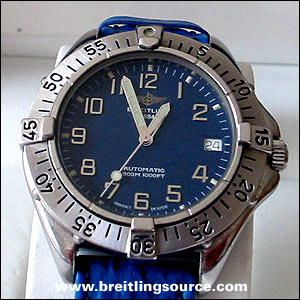 Breitling For Bentley >> Colt - Breitling Colt Automatic (Early) - a17035