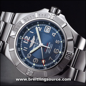 Breitling For Bentley >> Colt - Breitling Colt GMT+ - a32370