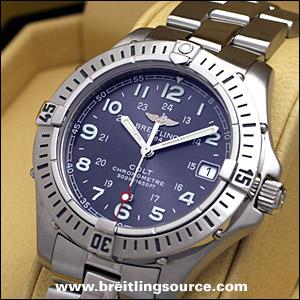 Breitling For Bentley >> Colt - Breitling Colt Quartz - a64350, a64050, a57035