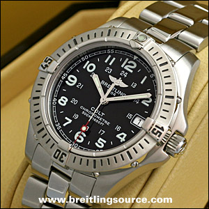 Breitling For Bentley >> Colt - Breitling Colt Quartz SQ - a74350
