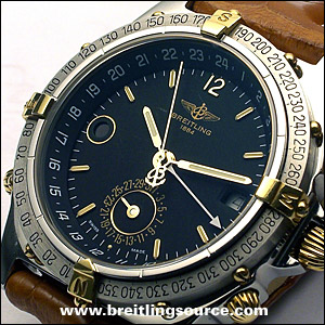 Breitling For Bentley >> Windrider - Breitling Duograph - b15047, a15047