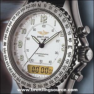 Aeromarine Breitling Intruder A51035