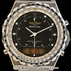 Breitling For Bentley >> Navitimer - Breitling Jupiter (Navitimer 3300) 1986 - 80971