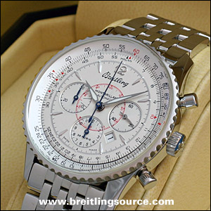 Breitling Montbrillant Watch   A41330