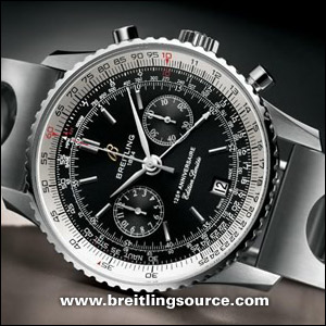 Limited Breitling Navitimer 125th Anniversary A26322