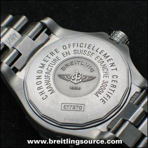Breitling Navitimer E17370 Price