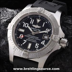 breitling avenger seawolf chronograph