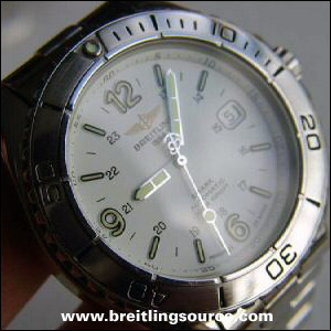 Breitling Bentley Watch >> Aeromarine - Breitling Shark Automatic - a17605