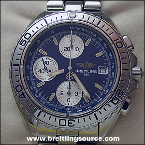 Breitling Bentley Watches >> Aeromarine - Breitling Chrono Shark - a13051