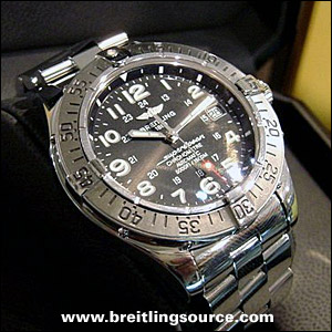 Breitling Bentley Watches >> Superocean - Breitling SuperOcean (2003) - a17360
