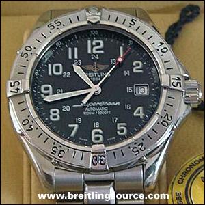 Breitling For Bentley >> Superocean - Breitling SuperOcean (Earlier) - a17040 ...