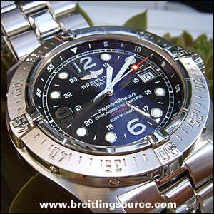 huge selection of a858f 52735 Superocean - Breitling SuperOcean Steelfish X-Plus - a17390