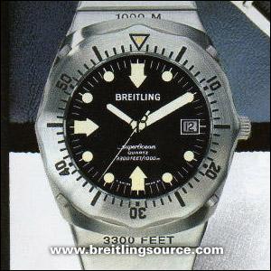 Breitling For Bentley >> Superocean - Breitling SuperOcean Deep Sea - 81190