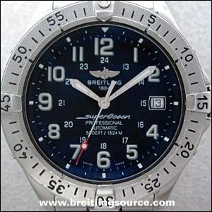 Breitling For Bentley >> Superocean - Breitling SuperOcean Professional - a17045, a17345