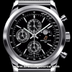 Breitling For Bentley >> Transocean - Breitling Transocean Chronograph 1461 - a19310