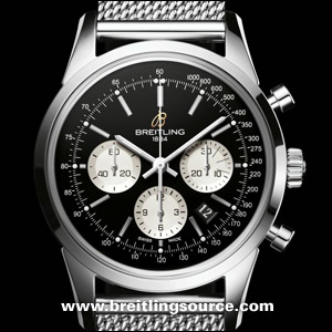 Limited Breitling Transocean Chronograph Limited