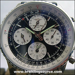 Breitling For Bentley >> Navitimer - Breitling Twin Sixty - a39022